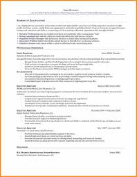 11 General Resume Objective Examples Cote Divoire Tennis