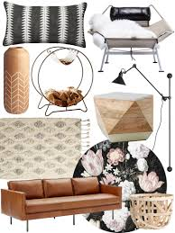 Organic Modern Furniture Create The Look Organic Modern Living Room Shopping Guide