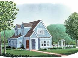 Nantucket Cliff Cape Cod Home Plan 055S0042  House Plans And MoreCape Cod Home Plans
