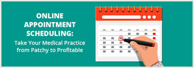 Image result for Online Appointment Scheduling