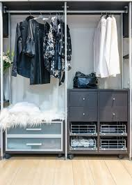Closet ideas Walk Clients Can Have The Feeling Of Luxury On Very Small Scale And Not Break The Bank While Theyre At It Says Paige We Love How This Purple And Gold House Method 13 Walkin Closet Ideas House Method