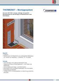 Montage Dichtungssysteme Für Fenster Türen Pdf