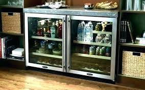 clear front refrigerator exotic summit door clear front refrigerator door 2 mini glass