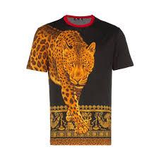 Mens Designer Summer Shirts Us 25 49 25 Off Duyou Mens Designer T Shirts 2019 Printed 3d Big Tiger Short Sleeve Tshirts Summer Hip Hop 100 Cotton Tops Tees Streetwear In