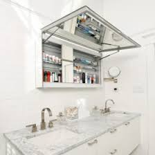 Medicine cabinet mirror - Bathroom Mirror Defogger