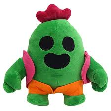 New Brawling Stars Game <b>Plush</b> Dolls Heros Figure Spike Toys ...