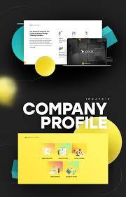 Company Id Design Ideas Company Profile Design 2018 On Pantone Canvas Gallery