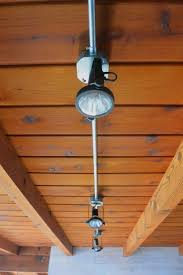 How to Install Your Own DIY Industrial Track Lighting on the