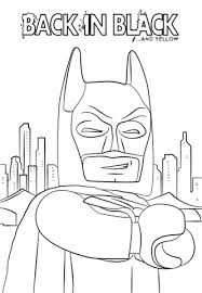 The Lego Movie Coloring Pages Csengerilawcom