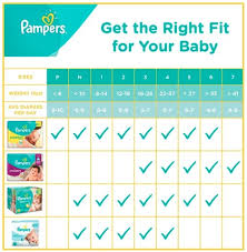 Diaper Amount Chart The Ultimate Diaper Size Chart That You Cant Live Without