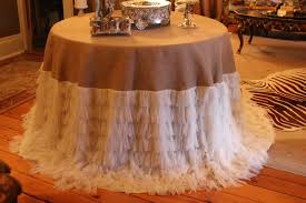 so romantic and available at romancing the home in 2 sizes 92 inch and 122 inch rounds this table is 48 inches round