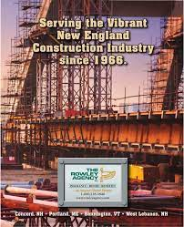 Slogan slogan slogan slogan slogan.! Serving The Vibrant New England Construction Industry Since 1966 The Rowley Agency Inc