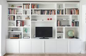 tv cabinet in large living room