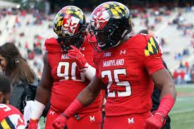 Maryland Terrapins Football Depth Chart Maryland Football Depth Chart Week 1 Vs Howard Testudo Times