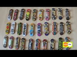 TECH DECK Fingerboards CooL Designs YouTube