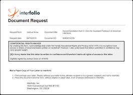 interfolio upload letter of recommendation amcas letter writer application vs interfolio