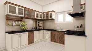 kitchen interior design kerala