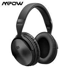 MPOW H5 Thực Sự Hoạt Động Không Dây Tai Nghe Siêu Loại Bỏ Tiếng Ồn Tai Nghe  V4.1 Bluetooth Tai Nghe Có Mic Cho PC iPhone Xiaomi