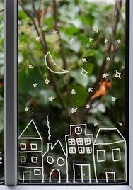 Pin Von Jlartworking Auf Hygge Fensterbilder Weihnachten