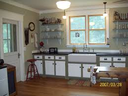 cottage kitchen lighting. Schoolhouse Pendant Lighting Kitchen | Lights In Shot Toward Pantry. There Are Hanging On Cottage N