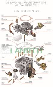 Ldh107 Carburetor For Suzuki 462q F8a Engine 13200-79250 - Buy ...