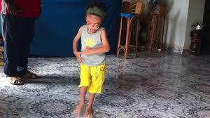 Matteo Fonts mio figlio ballando all'havana!!!! Maykel Fonts - YouTube