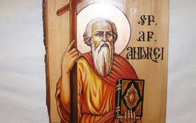 Image result for SFANTUL ANDREI