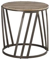 ss yimg comaahtotallyfurnituresignature design fathenzen round end table ashley furniture t536 6 13 jpg