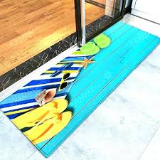 flip flop rug runner cool wood pattern water absorption area rugs for bath flip flop rug