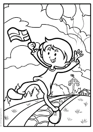 Sweden 8 Coloring Pages 24
