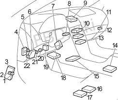 infiniti i30 & i35 (a33; 1999 2004 Infiniti I30 Engine Diagram Alternator Infiniti I30 Suspension Diagram Hood