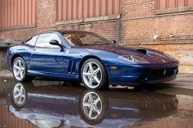 Drive Off In This Low Mileage 2002 Ferrari 575m Maranello