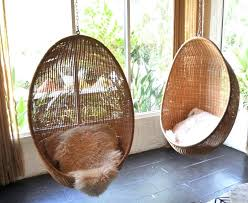 outdoor basket chair s outdoor wicker hanging basket chair