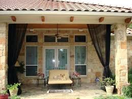 mosquito netting curtains pergola beautiful patio for