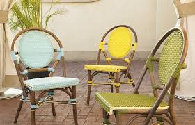 modern patio and furniture medium size french patio chairs gorgeous parisian cafa inspired bistro with style