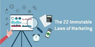 22 Immutable Laws Of Marketing Book Of The Week The 22 Immutable Laws Of Marketing