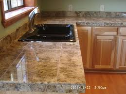 stone tile kitchen countertops. Kitchen Tile Countertop Awesome Magnificent Stone Sensational For Trends And Granite Kits Countertops L