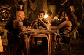 Review xXx THE RETURN OF XANDER CAGE Knows Why Youre Here.