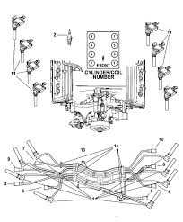 Spark plug wiring diagram 2004 dodge ram hemi wire new rh mediapickle me 6 1 hemi