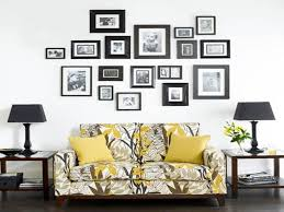 interior picture frame ideas for living room awesome 85 creative gallery wall and photos 2018
