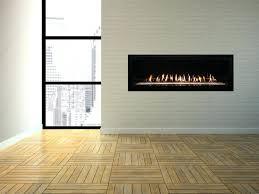 linear fireplace outdoor linear fireplace ideas
