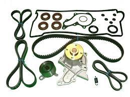 Amazon tbk timing belt kit toyota corolla 1993 to 1997 1 8l 7afe automotive