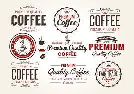 coffee brand names. Wonderful Names Retrocoffeelabelvectorspsd And Coffee Brand Names P