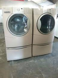 kenmore washer and dryer 2012. used kenmore washer and dryer parts elite he4 front load set w 2012