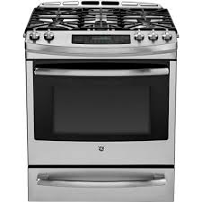 Why Dual Fuel Range Ge Profile 59 Cu Ft Dual Fuel Range With Self Cleaning