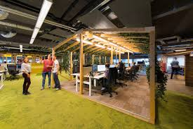 Office Design Trends 40 The Office Design Experts K40 Space Enchanting Trends In Office Design