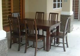 dining table ideas modern contemporary dining table and six throughout six seater dining table and chairs