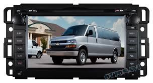 Chevrolet Express Van 2008-2011 S60 In-Dash Multimedia Navigation ...