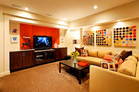 cool basement for kids. Exellent Kids Fabulous Cool Basements And Living Room Sets With Wall Units TV LCD  Plus Sofas Wooden Coffee Table Ideas White Colors Inside Basement For Kids
