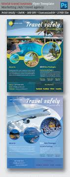 world travel tourism marketing flyer template by overthinking world travel tourism marketing flyer template corporate flyers